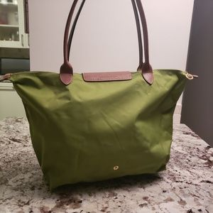 "Longchamp Bags - Longchamp large nylon bag12W x 7.5""deep x 12"" high"
